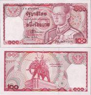 Thailand 1978 - 100 Baht - Pick 89 UNC - Tailandia