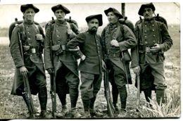 N°1170 R -carte Photo 159è Régiment Infanterie Alpine  De Briançon- - Regimientos