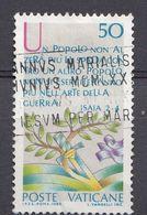 Vatikaan 1986  Mi.nr. 889 Jahr Des Friedens   OBLITÉRÉS-USED-GEBRUIKT - Vatican