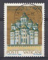 Vatikaan 1988  Mi.nr. 947 Jahrestag Der...  OBLITÉRÉS-USED-GEBRUIKT - Vatican