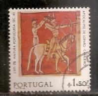 PORTUGAL     N° 1261   OBLITERE - 1910-... République