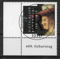 BRD 2006  Mi.Nr. 2550 , 400. Geb. Von Rembrandt - Gestempelt / Fine Used / (o) - Gebraucht