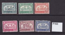 Portugal 1952 National Coach Museum 6 Values To 2E30 - 1910-... Republik