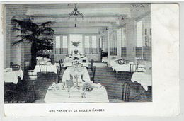 LIEGE - Grand Hôtel De Suede - Une Partie De La Salle à Manger - Nach Preußische Provinz Posen - Liege
