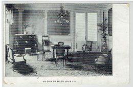 LIEGE - Grand Hôtel De Suede - Un Coin Du Salon Louis XVI - Nach Preußische Provinz Posen - Liege