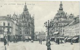 Antwerpen - Anvers - Entrée De La Rue Leys - 1909 - Antwerpen