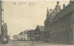 Zoutleeuw - Zout-Leeuw - Léau - Groote Markt - Grand'Place - Drukkerij Ch. Peeters, Zout-Leeuw - Zoutleeuw