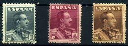 España Nº 321/23. Año 1922/30 - 1889-1931 Royaume: Alphonse XIII