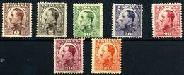 España Nº 490/2, 494/6, 498. Año 1930/31 - 1889-1931 Royaume: Alphonse XIII