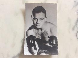 Valentin Angelmann. - Boxing