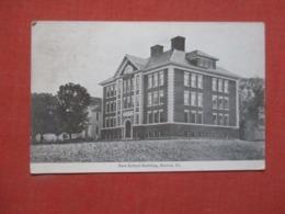 New School Building Barton   Vermont >     Ref 4171 - Etats-Unis
