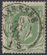 """émission 1869 - N°30 Obl Double Cercle """"Assesse"""" / Collection Spécialisée. - 1869-1883 Leopold II."""