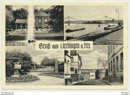 AK  Uerdingen Am Rhein 1956 - Krefeld