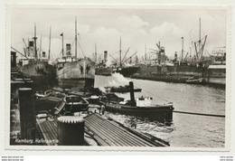 AK   Hamburg Schiffe Im Hafen - Non Classificati