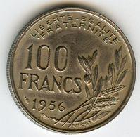 France 100 Francs 1956 GAD897 KM 919.1 - France