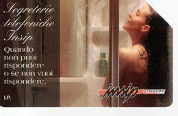 ITALIE - Télécarte Segreterie Telefoniche Insip - Italie