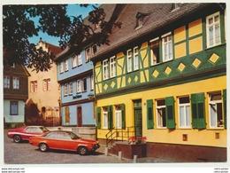 AK  Frankfurt Höchst Autos Am Marktplatz 1976 - Frankfurt A. Main