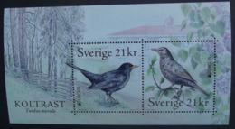 Schweden    Europa  Cept   Nationale Vögel   2019    ** - 2019