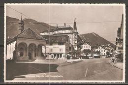 Carte P De 1940 ( Brunnen ) - SZ Schwyz