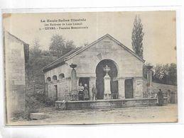 70 - La Haute-saône-Illustrée - Les Environs De Lure-Luxeuil. CITERS - Fontaine Monumentale - Frankreich