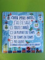 Magnet - Père Noël J'ai été Sage - Offert Par Ludilabel - Neuf - Reklame