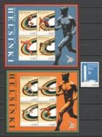 Guyana - Limited Edition Set 12 MNH - SUMMER OLYMPICS HELSINKI 1952 (*) - Sommer 1952: Helsinki
