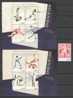 Guyana - Limited Edition Set 13 MNH - SUMMER OLYMPICS MELBOURNE 1956 (*) - Summer 1956: Melbourne
