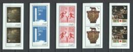 Guyana - Set 3 Of 5 Special Min.sheets SUMMER OLYMPICS 1948-1964 (*) - Summer 1948: London