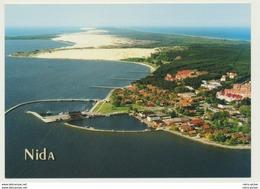 AK  Nida Litauen Luftbild - Lituania