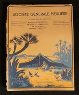 ( Meunerie Minoterie Boulangerie ) Catalogue SOCIETE GENERALE MEULIERE LA FERTE-SOUS-JOUARRE 1924  Seine-et-Marne  ( 2 ) - Alimentare