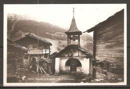 Carte P ( Vielle Chapelle à St-Jean / Val D'Anniviers ) - VS Valais
