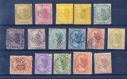 Western Australia, Nice Old Selection      -K07 - 1854-1912 Western Australia