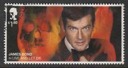 GB 2020 James Bond - Movies £1.60 Multicoloured S.World 4191 O Used - 1952-.... (Elisabeth II.)