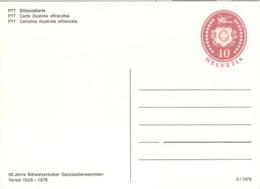 Schweiz Ganzsache P236 * - Postwaardestukken