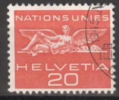 Schweiz ONU/UNO 24 O - Servizio