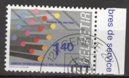 Schweiz UIT/ITU 14 O - Service