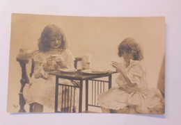Geburtstag, Kinder, Mode, Kaffee,   1906  ♥ (29491) - Enfants