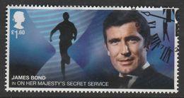 GB 2020 James Bond - Movies £1.60 Multicoloured S.World 4192 O Used - 1952-.... (Elisabeth II.)