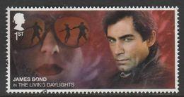 GB 2020 James Bond - Movies 1st Multicoloured S.World 4190 O Used - 1952-.... (Elisabeth II.)
