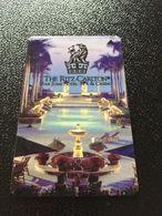 Hotelkarte Room Key Keycard Clef De Hotel Tarjeta Hotel  THE RITZ CARLTON SAN JUAN & CASINO - Télécartes