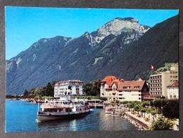 Brunnen Vierwaldstättersee Personenschiff - SZ Schwyz