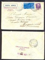Regno, Busta Via Aerea Per La Somalia Del 1937   -K48 - 1900-44 Victor Emmanuel III