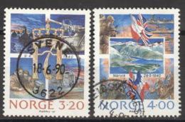 Norwegen 1042/43 O - Norway