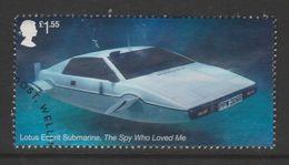 GB 2020 James Bond - Q Branch £1.55 Multicoloured S.W 4196 O Used - 1952-.... (Elisabeth II.)