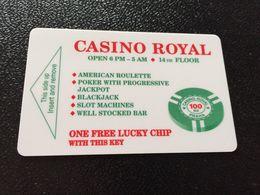 Hotelkarte Room Key Keycard Clef De Hotel Tarjeta Hotel  HOLIDAY INN PRAGUE - Télécartes