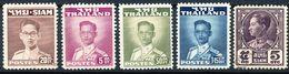 Stamp Siam,Thailand 1947  Mint  Lot51 - Thailand