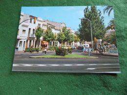 VINTAGE SPAIN: MAHON Plaza Explanada Colour - Menorca
