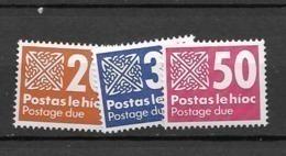 1985 MNH Ireland, Eire, Irland, Ierland, Porto - Segnatasse