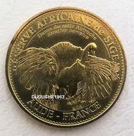 Monnaie De Paris 11.Sigean 21 - L' Autruche 2015 - Monnaie De Paris