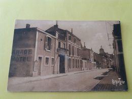 CPA 17-   LA ROCHELLE - 14651-  TRIANON HOTEL PRES DE LA PLAGE  (parc-salons-garage) - La Rochelle